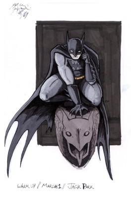 Warmup (Batman)